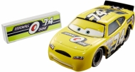 Disney Cars Movie Moments Slider Petrolski with pit stop barrier